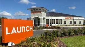 West Melbourne: branch
