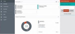 Customizing your finances dashboard