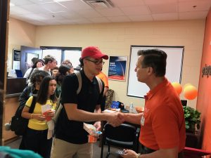 Spruce Creek Cookies with CEO