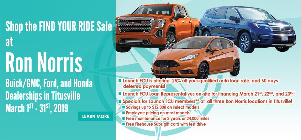 Ron Norris Car Sale