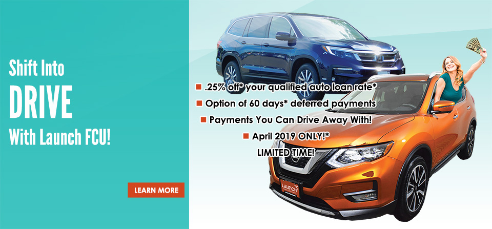 Auto Loan Rate Promotion