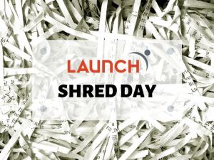 Launch Shred Day