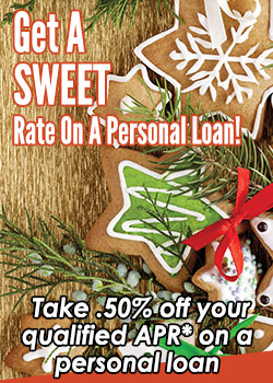 Christmas Cookies- Get a Sweet Rate on a Personal Loan