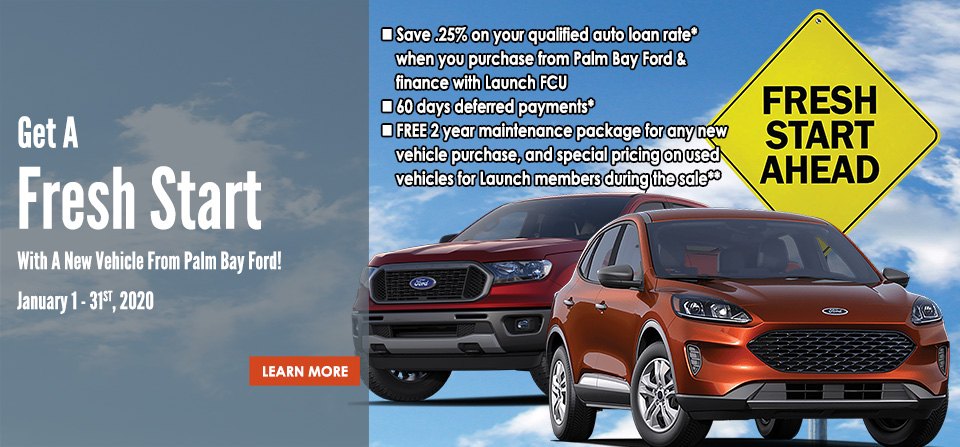 Palm Bay Ford Sale