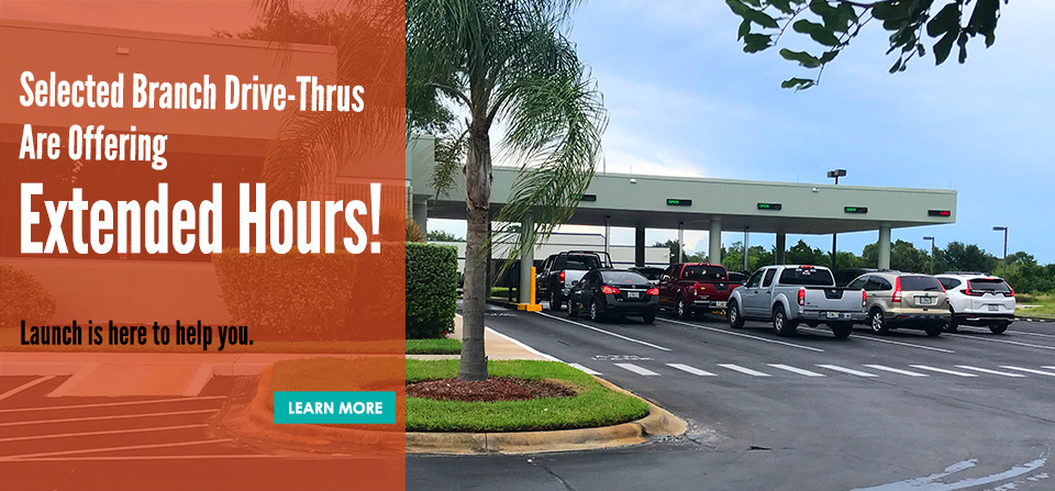 Extended Drive Thru Hours