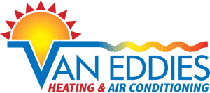 Van Eddies Heating and Air Conditioning Logo