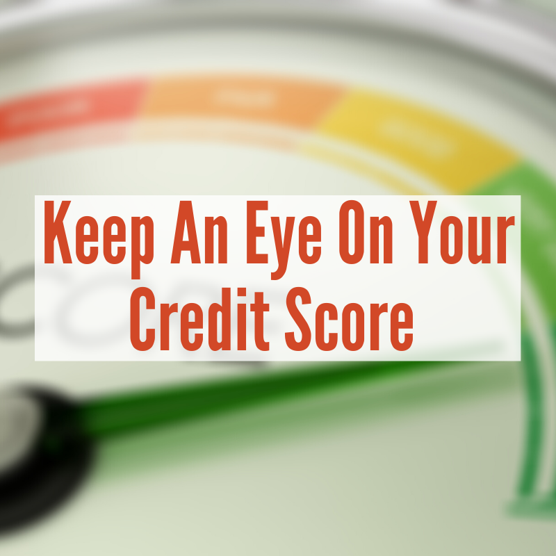 meter showing different credit score levels | Keep An Eye On Your Credit Score