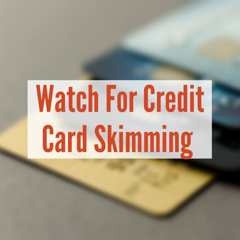 stack of credit cards | Watch For Credit Card Skimming