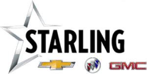starlingchevybuickgmc logo