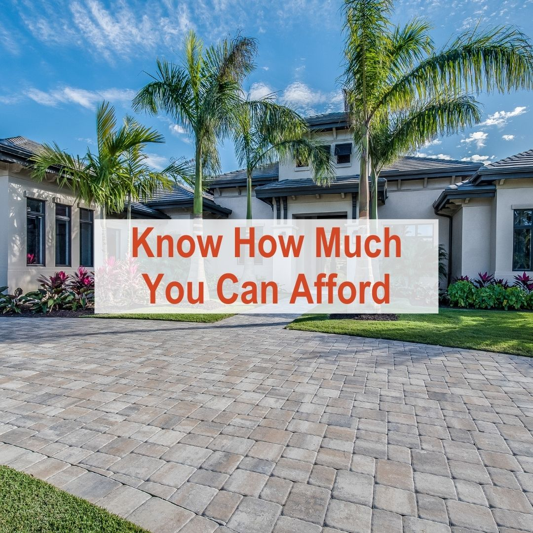 Home with palm trees out front | Know How Much You Can Afford