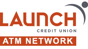Launch Credit Union ATM Network Logo