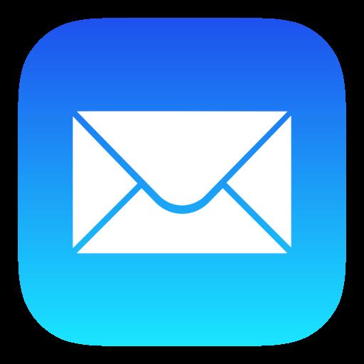 Apple iCloud email logo
